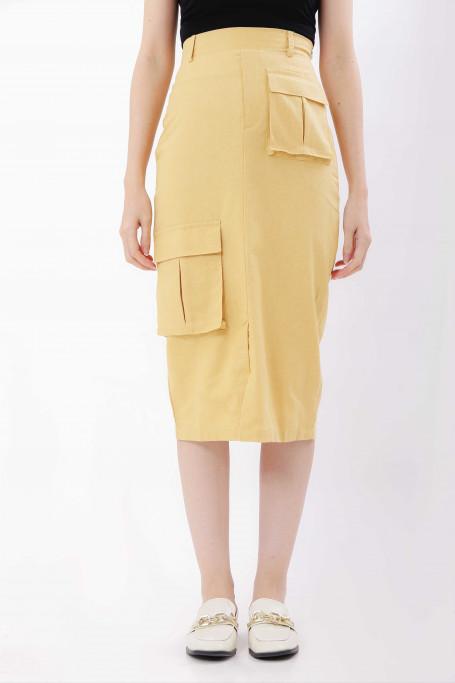 Yellow ocre