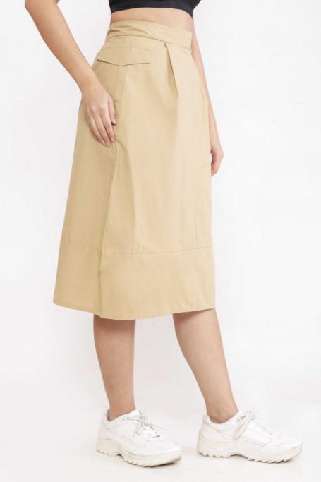 yellow khakis